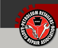 Petroleum Retailers & Auto Repair Association Logo