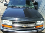 2001 Chevy Blazer - Front View