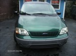 2002 Ford Windstar Van Front View